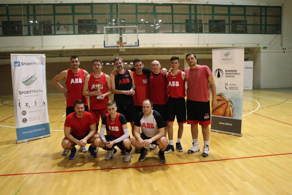 Business basketball tournament – final day
