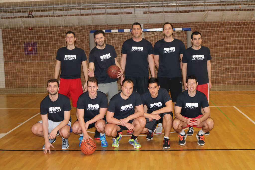 Najava finala Business basketball tournament, 10. ožujka 2018.