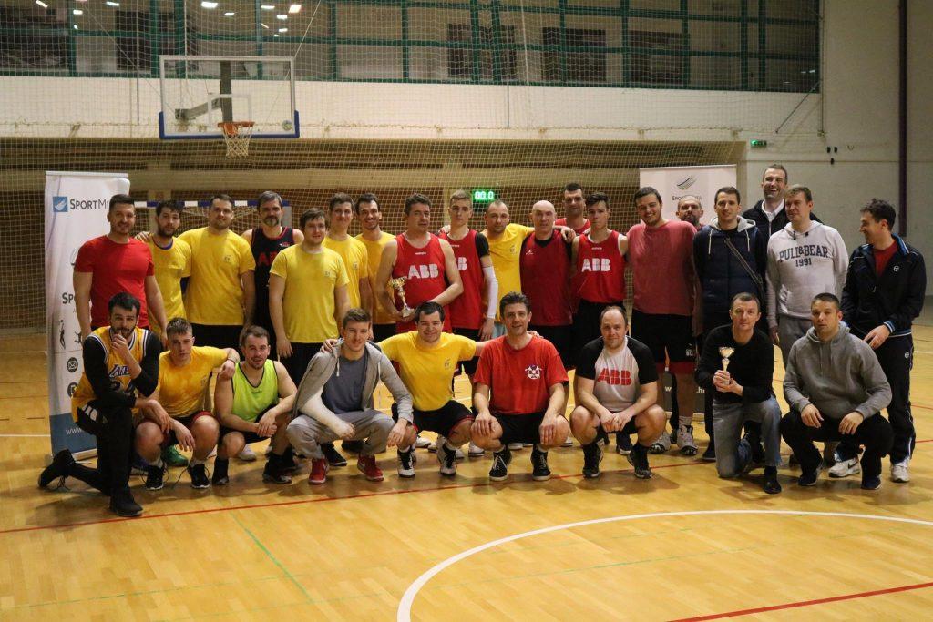 Drugo izdanje Business basketball tournament