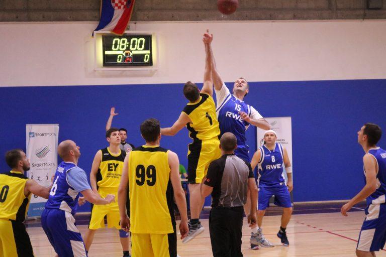 Završeno je drugo izdanje Business basketball tournament