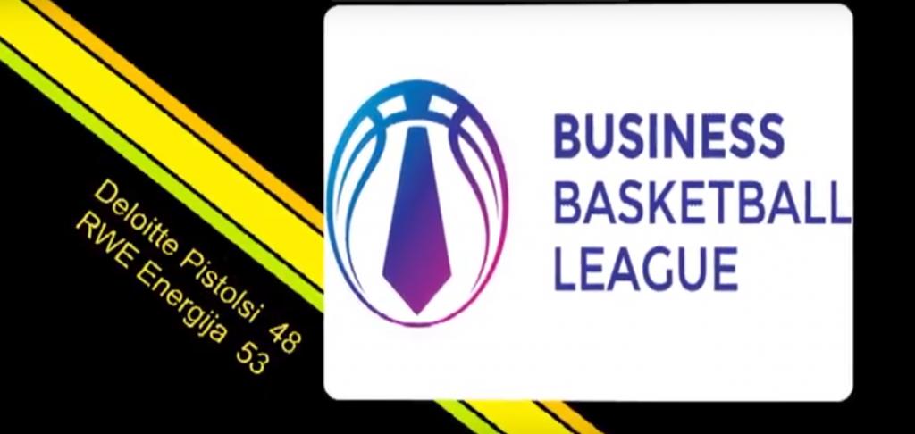Polufinale drugoga izdanja Business basketball tournament
